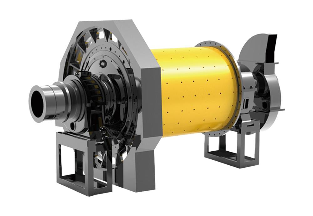 MBY(G)系列溢流型棒磨機